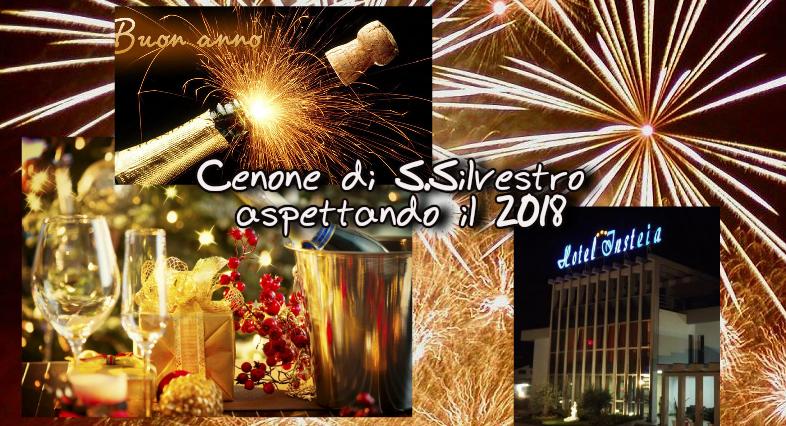 Gran Cenone di S.Silvestro all'Hotel Insteia con Ballo e Festeggiamenti