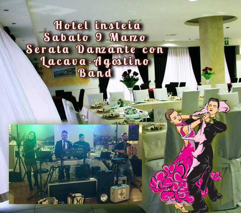 Sabato 9 Marzo Serata danzante con Lacava Agostino Band