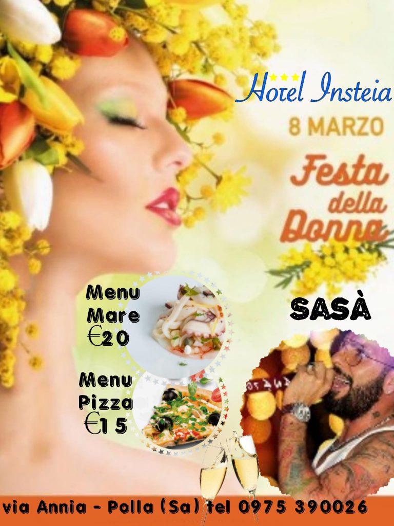 Hotel Insteia Festa della Donna